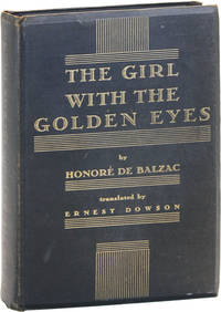 image of The Girl With the Golden Eyes