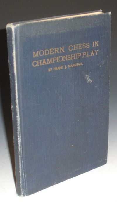 Privately Printed (1923). First Edition. Octavo. . Limited edition of only 300 copies. ...A Review a...