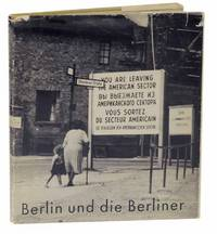 Berlin Und Die Berliner Von Amerikanern Gesehen