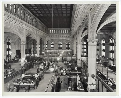 NY Produce Exchange Photos 1957 by...