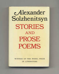 Stories And Prose Poems  - 1st US Edition/1st Printing