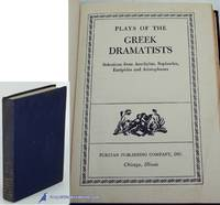 Plays of the Greek Dramatists