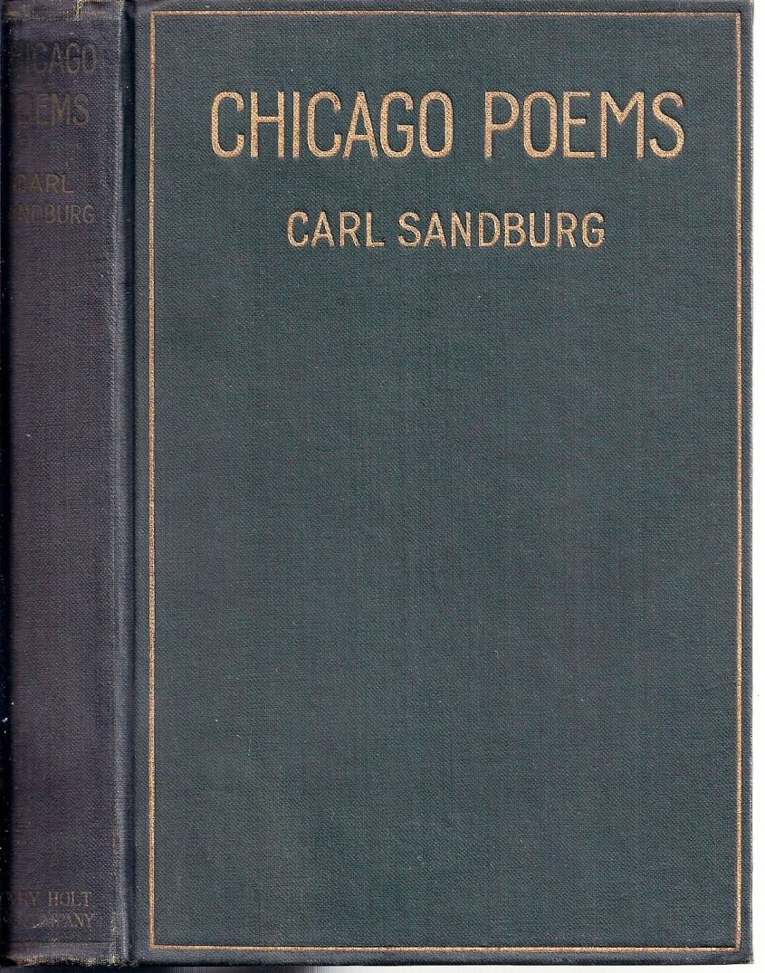 analysis of carl sandburg s poem chicago