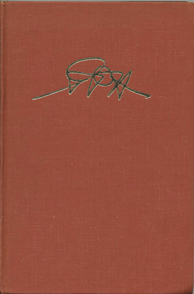 Berkeley: Friends of the Bancroft Library, 1965. First edition. Cloth with gilt titles. A fine unope...