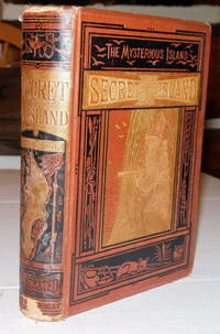 image of THE MYSTERIOUS ISLAND: THE SECRET OF THE ISLAND. By Jules Verne. Translated from the French by W.H.G. Kingston.