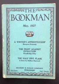 The Bookman May, 1927 : With An Article 'American Literature In England' By Radclyffe hall :...