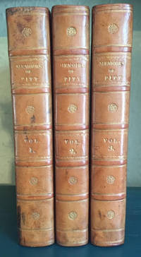 Memoirs of the Life of The Right Honorable William Pitt. In three volumes
