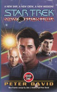 Star Trek New Frontier: House of Cards, Book One
