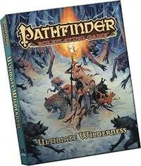 image of Pathfinder Roleplaying Game: Ultimate Wilderness Pocket Edition