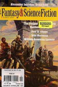 The Magazine of Fantasy and Science Fiction. Volume 112 No 2. February 2007