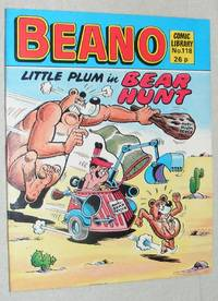 Beano Comic Library No.118. Little Plum in Bear Hunt