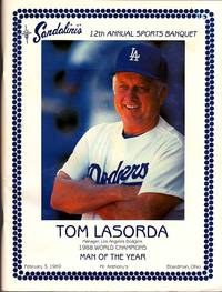 Sandalini's 12th Annual Sports Banquet: Tom Lasorda . . . Man of the Year