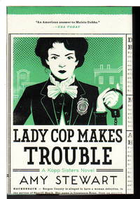 image of LADY COP MAKES TROUBLE.