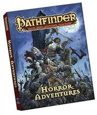 image of Pathfinder Roleplaying Game: Horror Adventures Pocket Edition