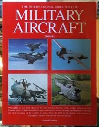 image of The International Directory of Military Aircraft 2000/01