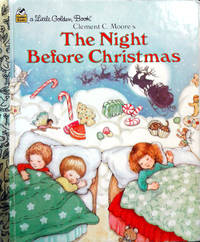 A Little Golden Book Clement C. Moore's The Night Before Christmas