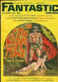 Fantastic Science Fiction & Fantasy (Volume 20, No. 1 - October 1970: The Crimson Witch; The...