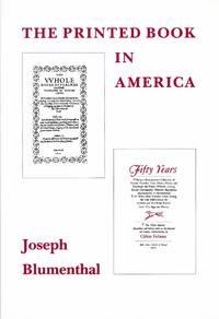 image of Printed Book in America