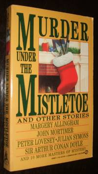 image of Murder Under the Mistletoe and Other Stories