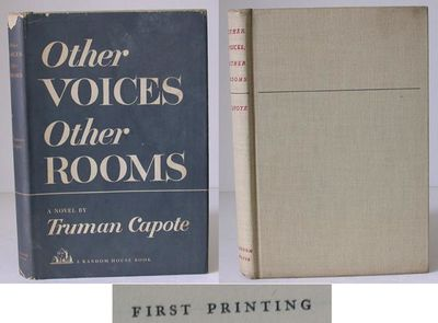 Random House, 1948. 1st Edition. Hardcover. Very Good/Very Good. Published in New York by Random Hou...