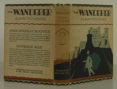 Houghton Mifflin, 1928. 1st Edition. Hardcover. Very Good/Very Good. Very good in a very good dust j...