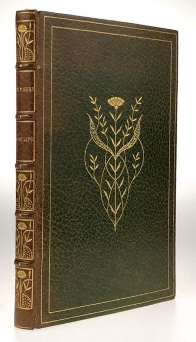 NY & London: Macmillan Company, 1902. First edition. First edition. Attractively bound by the The Kn...