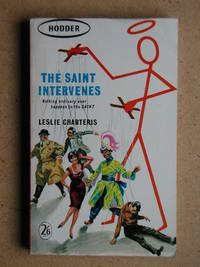 The Saint Intervenes.