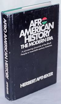 image of Afro-American History: the modern era