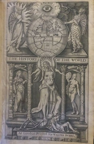 THE HISTORIE OF THE WORLD