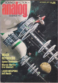 Analog Science Fiction / Science Fact, October 1977 (Volume 97, Number 10)