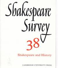 image of Shakespeare Survey An Annual Survey of Shakespearian Study and Production