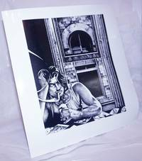 image of B&W Glossy Poster-size Erotic Print