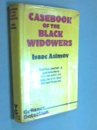 Casebook of the Black Widowers ([Gollancz detection]) by  Isaac Asimov - Hardcover - from World of Books Ltd and Biblio.com