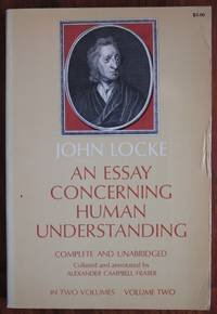 High School Senior Essay Image Of An Essay Concerning Human Understanding Volume Ii Essay On The Yellow Wallpaper also Process Essay Example Paper An Essay Concerning Human Understanding Volume Ii By Locke John Essays On The Yellow Wallpaper
