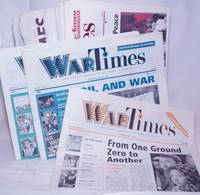 War Times, 2002-2006, Nos. 1 [pilot issue], 2, 4-20 The First Casaulty of War is Truth