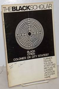 The Black Scholar: Volume 1, number 6, April 1970