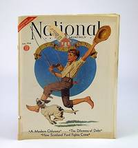 National Home Monthly Magazine, June 1936 - Scotland Yard vs. Crime / Golf Duds and Stars / The Debt Dilemma