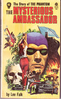 The Mysterious Ambassador: Phantom # 6