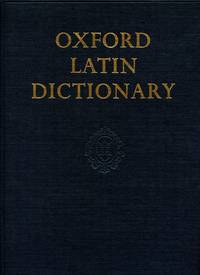 Oxford Latin Dictionary