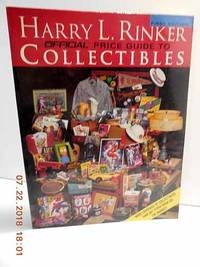 Harry L. Rinker The Official Price Guide to Collectibles