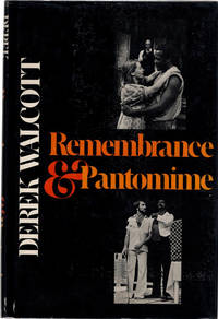 Remembrance & Pantomime: Two Plays