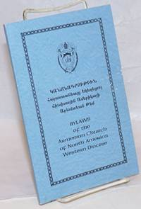 image of Bylaws of the Armenian Church of North America, Western Diocese