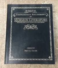 image of Comprehensive Bibliography of Mormon Literature Including Some Review  Information & Price History