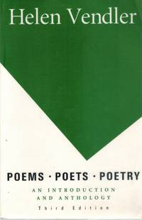 POEMS, POETS, POETRY An Introduction and Anthology