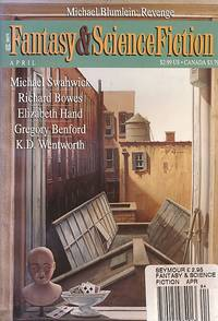The Magazine of Fantasy and Science Fiction. Volume 94 No 4. April 1998