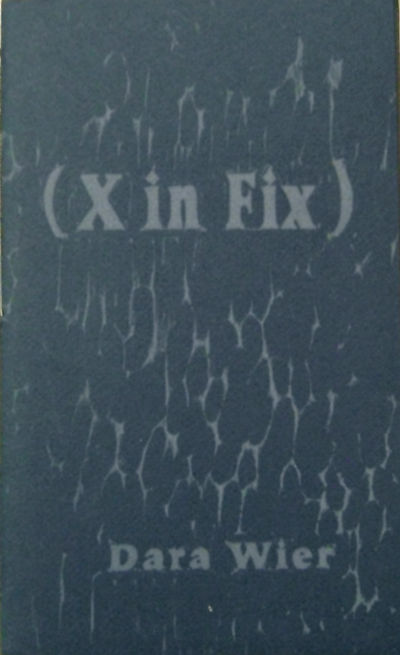 Minneapolis: Rain Taxi, 2003. First edition. Paperback. Near Fine. Tall, narrow sewn wrappers. A cha...
