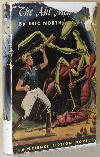 Philadelphia: John C. Winston Company, 51952. First Edition. Very Good binding/Fair dust jacket. A c...