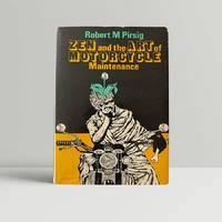 image of Zen and the Art of Motorcycle Maintenance