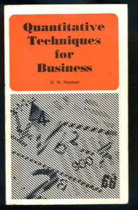 Quantitative Techniques for Business
