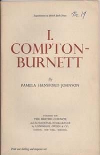 I. Compton Burnett